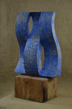 2018.27 Bruno Bienfait, tilleul, h 80 cm.